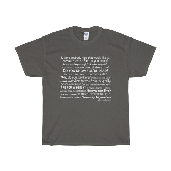 EVP Master on our Heavy Cotton T-Shirt
