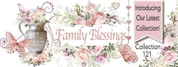 Fabscraps - Family Blessings
