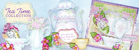 Heartfelt Creations - Tea Time Collection