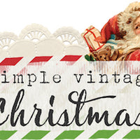 Simple Stories - Simple Vintage Christmas Collection