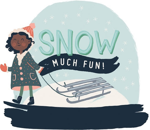 Carta Bella - Snow Much Fun Collection