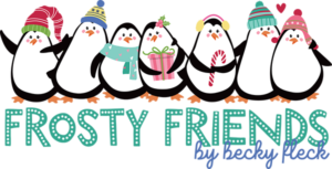 Photoplay - Frosty Friends