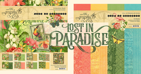 Graphic 45 - Lost In Paradise