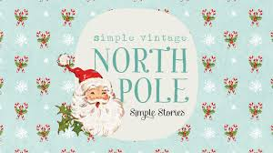Simple Stories - Simple Vintage North Pole