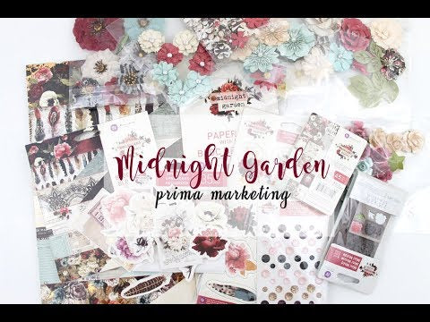 Prima Marketing - Midnight Garden