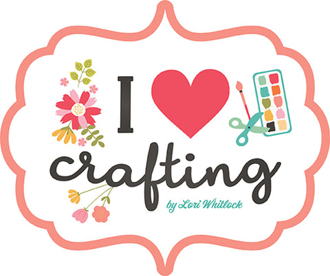 Echo Park - I heart Crafting