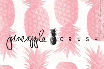 Heidi Swapp - Pineapple Crush