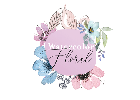 Prima Marketing Watercolor Floral