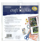 "Craft Keepers Snap Closure Envelope 12""X12"""