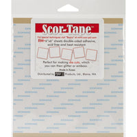 Scor-Tape Sheets 6