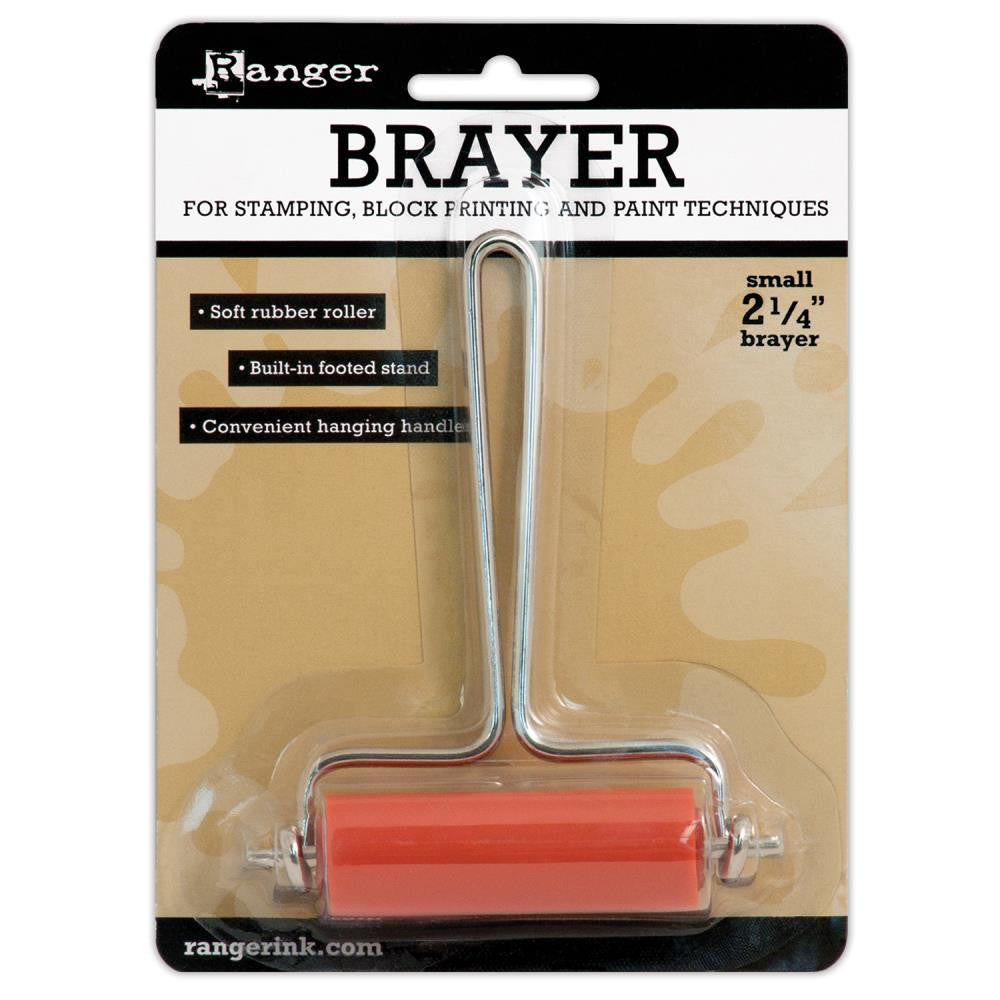 Ranger - Small Soft Rubber Roller ( Brayer )