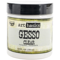 Prima - Transparent Clear Gesso 8.5 oz