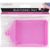 Bead Funnel Tray - 4.75