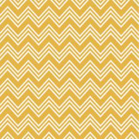 Dancette - Yellow Chevron Glitter Cardstock