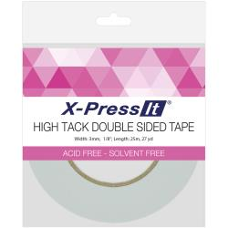 X-Press It High Tack Double-Sided Tissue Tape 1/8""