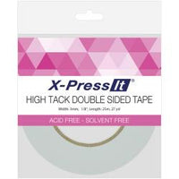 X-Press It High Tack Double-Sided Tissue Tape 1/8
