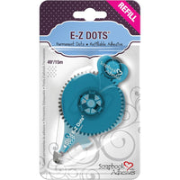 Scrapbook Adhesives E-Z Dots Permanent Adhesive Refill