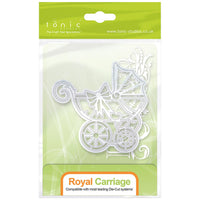 Tonic Studios Rococo Die - Regal Carriage