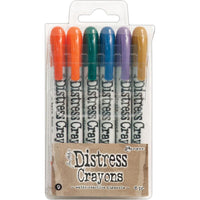 Tim Holtz Distress Crayon Set 9