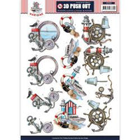 Find It Amy Design Maritime Punchout Sheet - Maritime #3