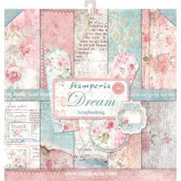 Stamperia - Dream - Paper Pad 12