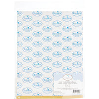 Elizabeth Craft Clear Double-Sided Adhesive Sheets 5/Pkg 8.5