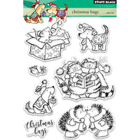 Penny Black - Christmas Hugs Stamp Set
