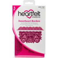 Sweetheart Borders HFC Die - HCD1-7161