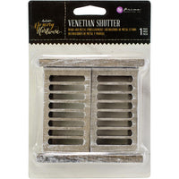 Prima Marketing Memory Hardware Embellishments - Venetian Shutters 4