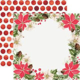 "Peace & Joy Double-Sided Cardstock 12""X12"" - Festivity"