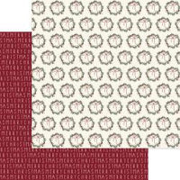 Winterberry Double-Sided Cardstock 12