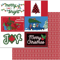 O Canada Christmas Double-Sided Cardstock 12