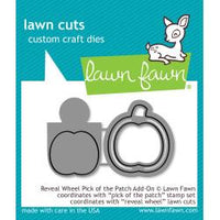 Lawn Cuts Custom Craft Die - Reveal Wheel Pick Of The Patch Add-On