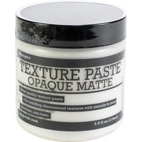 Ranger Texture Paste 4oz - Opaque Matte