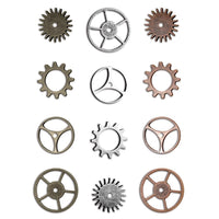 Idea-Ology Metal Sprocket Gears .75