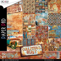 Ciao Bella - Collateral Rust, 12 Designs/2 Each