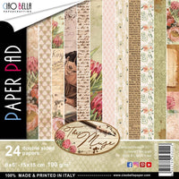 Ciao Bella Double-Sided Paper Pack 90lb 6