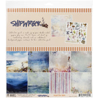 49 & Market - Paper Collection - Shipwreck
