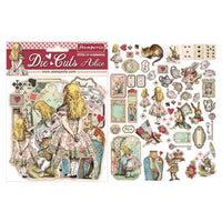 Stamperia - Alice - Die Cuts