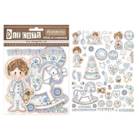 Stamperia - Little Boy - Die Cuts