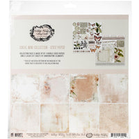 49 & Market - Paper Collection - Vintage Artistry Coral