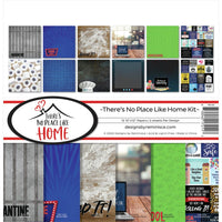 Reminisce - There's No Place Like Home Paper Collection