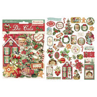 Stamperia - Die Cuts Ephemera  - Classic Christmas