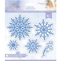 Crafter's Companion - Snowflake Flurry