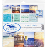 Reminisce Collection Kit - Cruise Life Kit