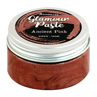 Stamperia - Glamour Paste 100ml - Ancient Pink