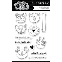PhotoPlay - Clear Stamp  - Little One Animals