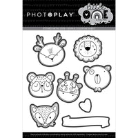 PhotoPlay - Etched Die - Little One Animals