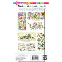 Stampendous Perfectly Clear Stamp Block - 4.25