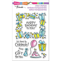 Stampendous Perfectly Clear Stamps - Gift Frame